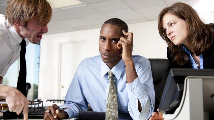 مدیریت تعارض و نزاع در محیط کار