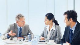 مدیریت جلسه - مذاکرات تجاری