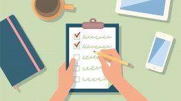 فهرست کردن کارهای روزانه